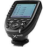 Godox XPro-C Flash Trigger Transmitter with E-TTL II 2.4G Wireless X System HSS
