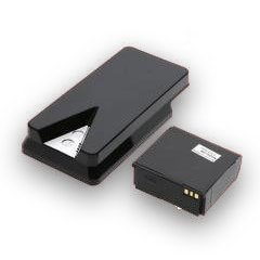 Qualitätsakku - Akku für HTC Raphael 100 - 2400mAh - 3,7V - Li-Ion