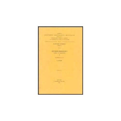 Annales Iohannis I, 'iyasu I Et Bakaffa Aeth. 8. = Aeth. II, 5