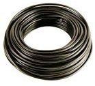 N07V-K - Cable eléctrico unipolar de 1,5 mm, rollo de 100 metros, color negro