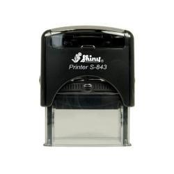 Shiny s-844 - timbro autoinchiostrante