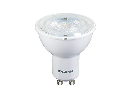 Sylvania GU10LED 5W lamp50W Lichtleistung 345lumen 865/6500K Tageslicht Weiß 15.000Stunden Instant Start 36Grad Abstrahlwinkel - Instant-start-leuchtstoffröhren