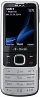 Nokia 6700 Classic Handy (5,6 cm (2,2 Zoll) Display, 5 Megapixel Kamera) Silber mit T-Mobile Branding