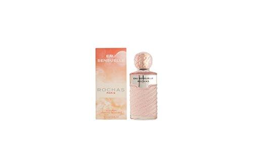 ROCHAS Eau Sensuelle EDT Vapo 100 ml, 1er Pack (1 x 100 ml) - Pink Jasmine Eau De Toilette