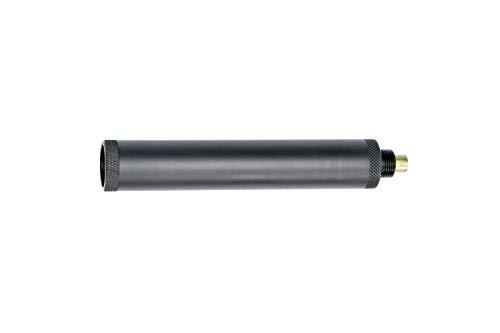 ASG Silencieux 119mmx22mm pour CZ 75D, P-07, STI Noir Adulte Unisexe, Taille unique