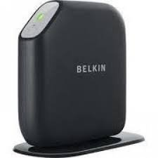 Belkin basic wireless modem -router n 150 F7D140ZB