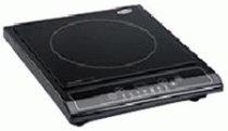 Glen iron GL3070 2000-Watt Induction Cooktop (Black, 10 IN)