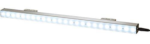 FeinTech LED-Leuchte 4W Magnet-Befestigung 19 Zoll Lampe 400 Lumen Rack Schrank 40 cm Aluminium-server