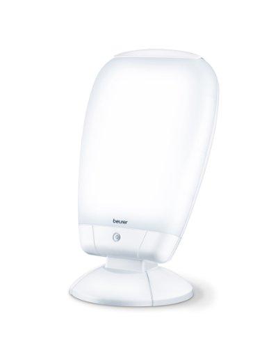 Beurer TL 80 Tageslichtlampe, Sonnenlicht-Simulation, stufenlose Neigungsverstellung