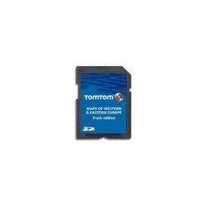 TomTom Truck Navigation (WE-CE Karte auf SD und Micro SD) V2 -