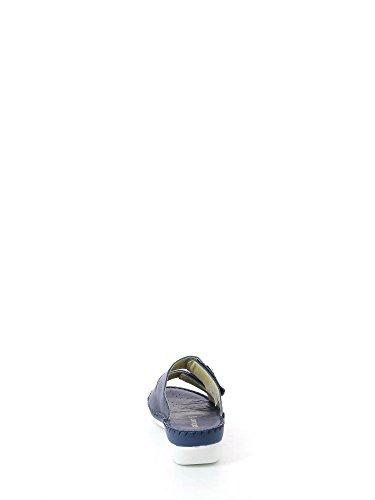 Grunland CI2108 CERA CIABATTA DONNA P. Blu
