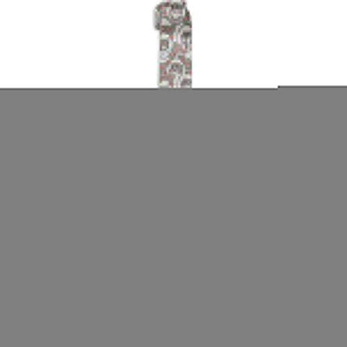 Sherly Yard Cravatta da Uomo Classica Gatti vittoriani Vintage con Rose Cravatta di Affari con Cravatta di novità