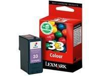 Lexmark 18CX033E Cartuccia Inkjet #33,