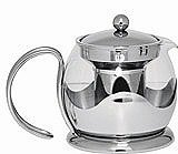 Sabichi 750 ml Glass Teapot with Infuser