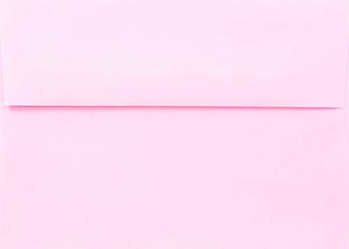 Pink Pastell 25Stück EINLADUNGEN Briefumschläge für 4x 6Grußkarten A6GEBURT Ankündigungen Duschen von den Umschlag Gallery -