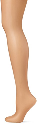 Pretty Polly Damen Strumpfhose Naturals-8D Sandal Toe Tights, 7 Den, Beige (Nude), XL (Sandal Toe Strumpfhosen)