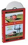 DVD Rail Evasion : Les Trains des Balkans (n° 2)