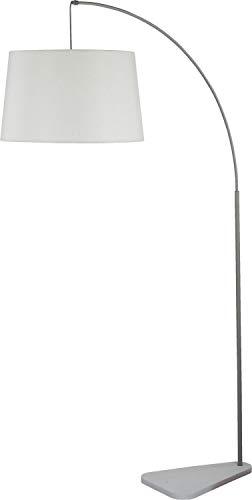 MAJA Lampe sur pied en métal Gris 179 cm
