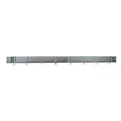 Rogar 30 Bar Rack Hammered Steel by Rogar - Rogar Bar