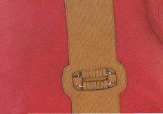 Alessandro® METROPOLITANA 4402 Handbag Damentasche Damen Handtasche 4 Farben schlamm/khaki