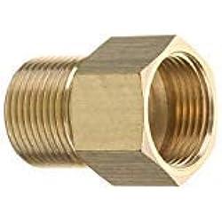 Mingle Raccord pour nettoyeur haute pression M22 15mm 1# M22 15mm Male to M22 14mm Female