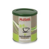 Lattina di caffè macinato miscela Midori Bio 250 g