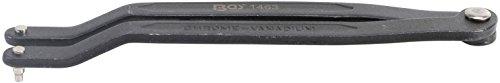 BGS Stirnlochschlüssel, verstellbar, 180 mm, 1463