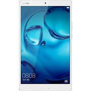 Price comparison product image Huawei MediaPad M3 8.4-Inch Tablet - (White) (4 GB RAM, 32 GB SSD, Android)