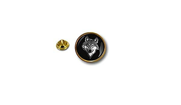 Akacha pin Button pins anstecker Anstecknade Motorrad no Club Wolf Biker r1