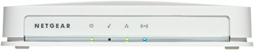 Netgear Prosafe WN203 Wireless-N Single Band Access Point (White)