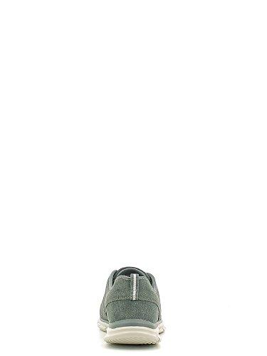 Skechers Glider, Baskets Basses Femme Gris