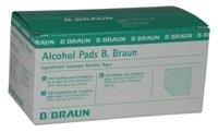 Alcohol Pads B.braun Tupfer 100 stk