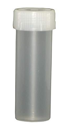 10 Schraubröhrchen Kunststoffröhrchen 30/85 40ml Labor