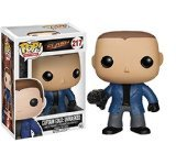 Limited Edition Unmasked Captain Cold (DC Comics The Flash) Funko Pop! Vinyl Figure
