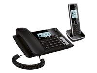 Telekom Sinus PA206 PLUS 1 Schnurlostelefon mit Anrufbeantworter (DECT)
