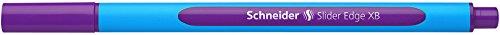 Schneider-Slider-Edge-152208-Ballpoint-Pen-with-Cap-Model-Pack-of-10-Purple