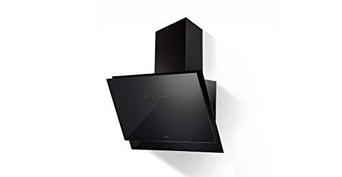 Faber Black Tie - Campana extractora de pared (80 cm), color negro