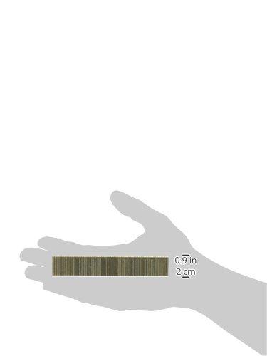"""Porter Cable Pns18088 7/8, couronne étroite 18 g 1/4"""") de fibres discontinues de polyesters (Lot de 5000)"""