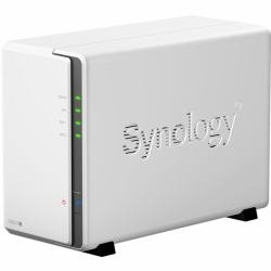 Synology  DS213j 2x SATA 1.2GHz Bundle mit 2x 3000GB | 4260039805229