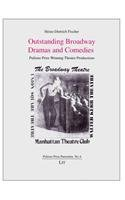 Outstanding Broadway Dramas and Comedies: Pulitzer Prize Winning Theater Productions (Pulitzer Prize Panorama, Band 6)