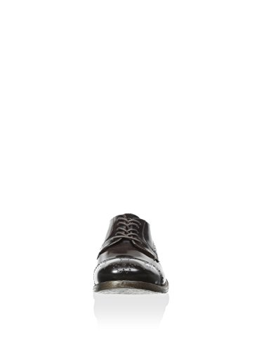 Base London Cambell, Oxfords homme Marron