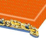 (Ich Einfach Unverbesserlich 2 - Minions Party Tischdecke abwischbar 1,20x1,80m)