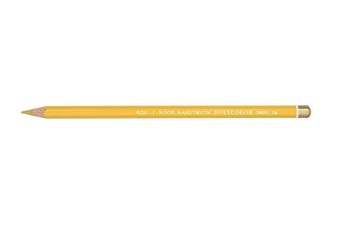 KOH-I-NOOR Künstler Farbstifte 3800, Gold Ochre, 12 Stück