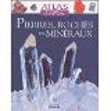 Pierres, roches et minéraux par Collectif