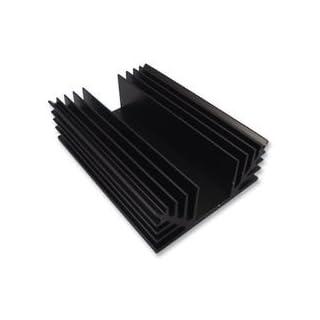 ABL HEATSINKS 520ab1250mb(to-3x2) Heat Sink, To-3, 1.2°c/w