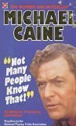Michael Caine's Almanac of Amazing Information by Michael Caine (1986-02-01)