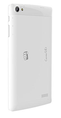 Micromax Canvas Tab P702 Tablet (WiFi, 4GVoLTE, Voice Calling), White