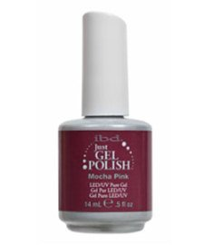IBD New Just Gel Vernis à Ongles - Mocha Pink 14ml