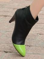 Laruise , Bride de cheville femme Vert