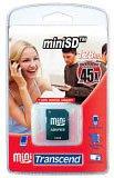 Transcend SD 128.0 MB SecureDigital Card 128MB 45x